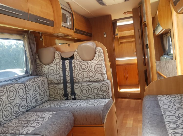 now sold thanks!!!!!!Autotrail Chieftain motorhome 3.0 diesel 6 berth 4 seat belts 2010 extras fsh 2 keys excellent condition px and finance welcome
