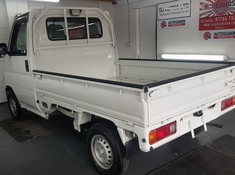 Honda acty/suzuki carry/mazda scrum- 650cc mini pick up 4wd japanese import corosion free only 7000 miles Subtitle:px welcome excellent condition please quote 149