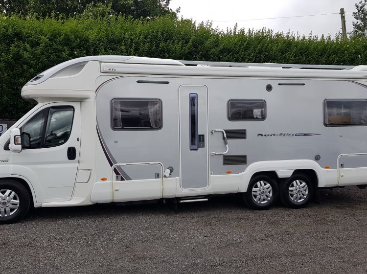 now sold thanks!!!!swift kontiki 649 motorhome 3.0 diesel 4 berth 4 seatbelts tag axle 10k extras excellent condition px and finance 6 months warranty