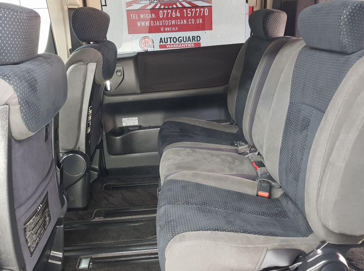 nissan Elgrand Rider 2.5 automatic 8 seater silver mpv day van 2007 excellent condition px and finance 6 months warranty