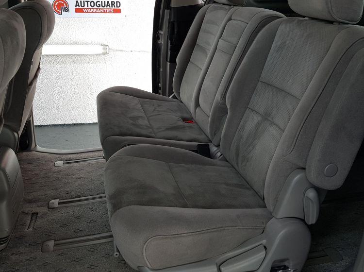 Toyota Alphard 2.4 petrol automatic grey 8 seater jap import only 42k in stock dvd drop down screen/ eletric side door 3 keys