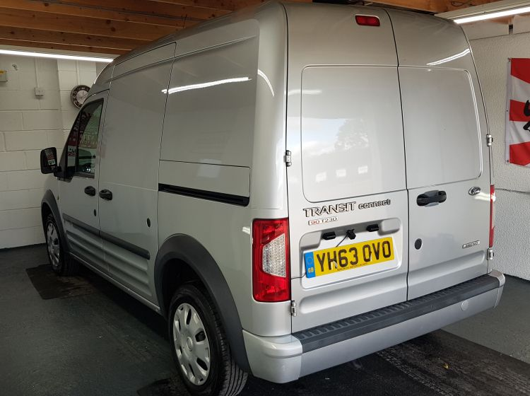 Ford Transit Connect 1.8TDCi T230 LWB Trend 1 p owner make ideal campervan conversion excellent condition px and finance 6 months warranty